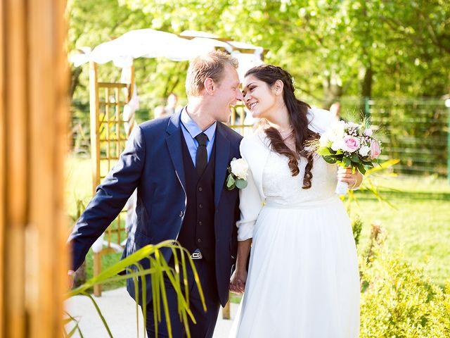 Le mariage de Carine et Eric