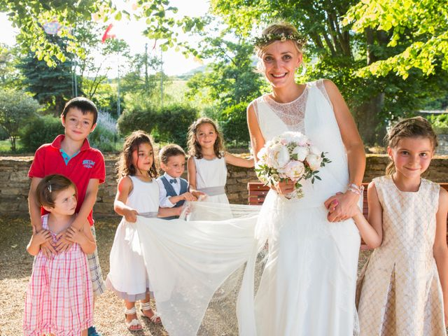 Le mariage de Laura et Antoine