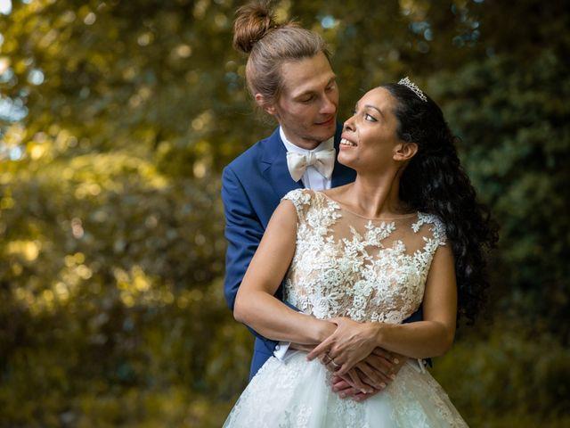 Le mariage de Paola et Kevin