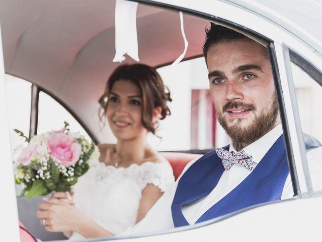 Le mariage de Daniela et William