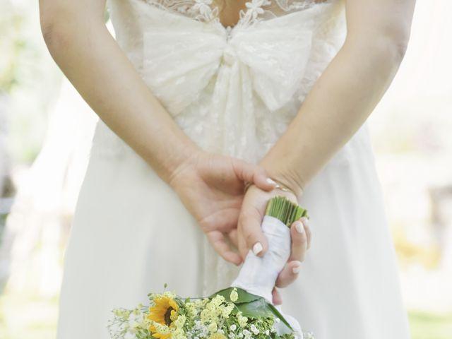 Le mariage de Laurent et Maëlle à Quintal, Haute-Savoie 15