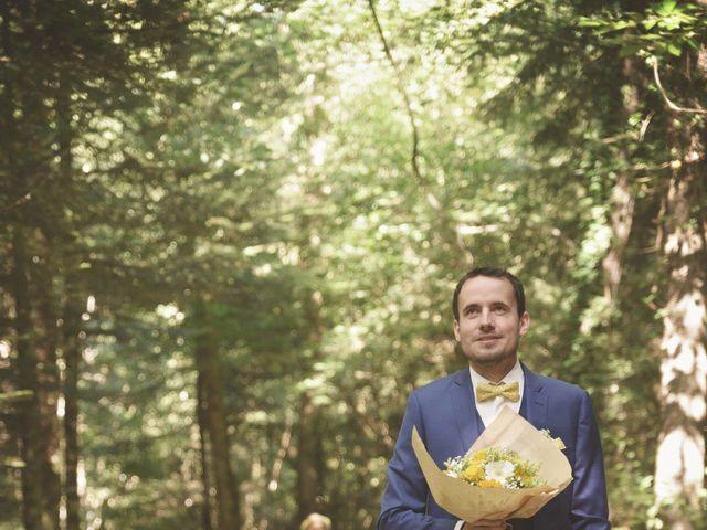 Le mariage de Laurent et Maëlle à Quintal, Haute-Savoie 19