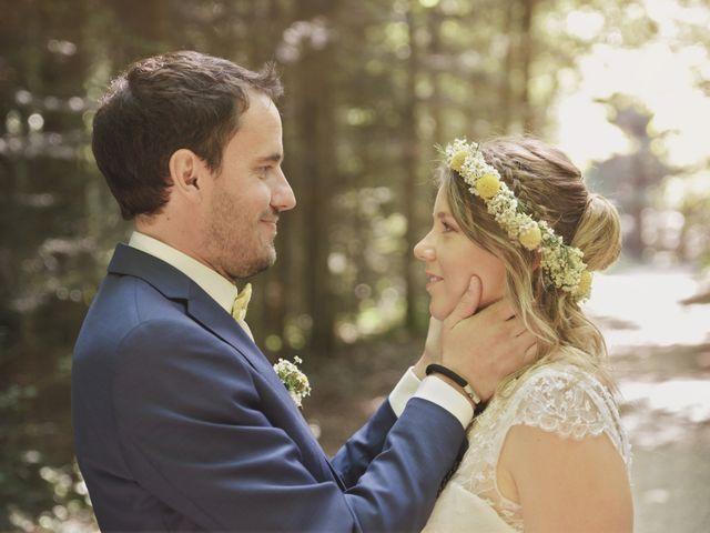 Le mariage de Laurent et Maëlle à Quintal, Haute-Savoie 20