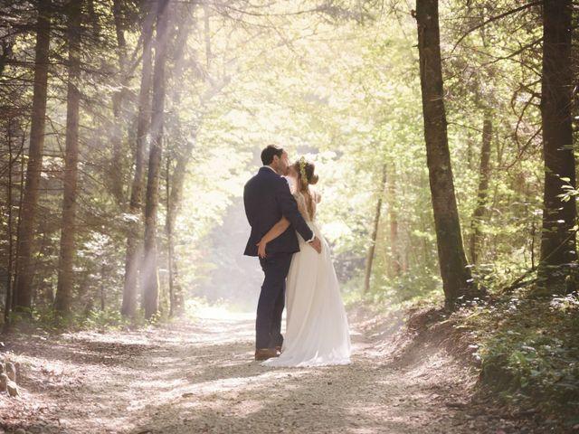 Le mariage de Laurent et Maëlle à Quintal, Haute-Savoie 21