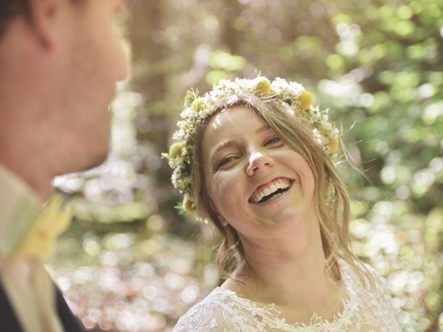 Le mariage de Laurent et Maëlle à Quintal, Haute-Savoie 22