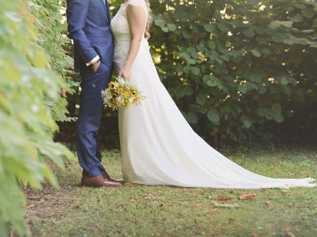 Le mariage de Laurent et Maëlle à Quintal, Haute-Savoie 24