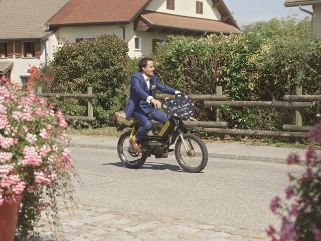 Le mariage de Laurent et Maëlle à Quintal, Haute-Savoie 25