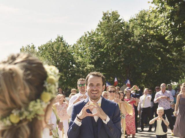 Le mariage de Laurent et Maëlle à Quintal, Haute-Savoie 28