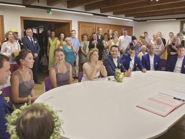 Le mariage de Laurent et Maëlle à Quintal, Haute-Savoie 31
