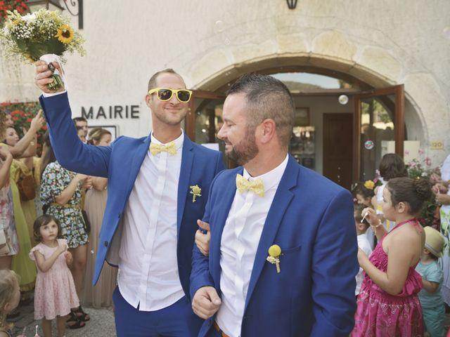 Le mariage de Laurent et Maëlle à Quintal, Haute-Savoie 36