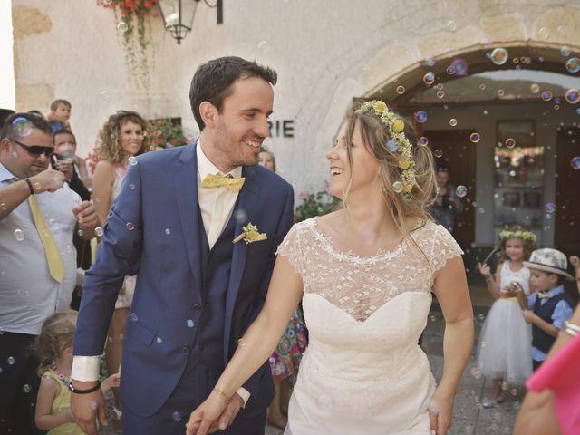 Le mariage de Laurent et Maëlle à Quintal, Haute-Savoie 37