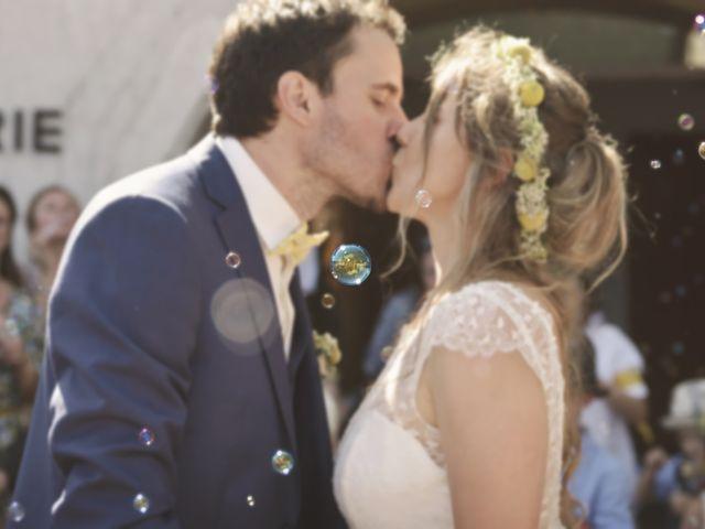Le mariage de Laurent et Maëlle à Quintal, Haute-Savoie 38
