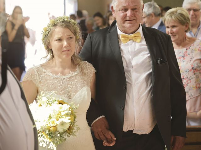 Le mariage de Laurent et Maëlle à Quintal, Haute-Savoie 41