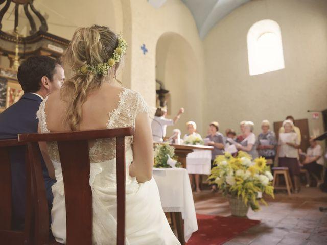 Le mariage de Laurent et Maëlle à Quintal, Haute-Savoie 43