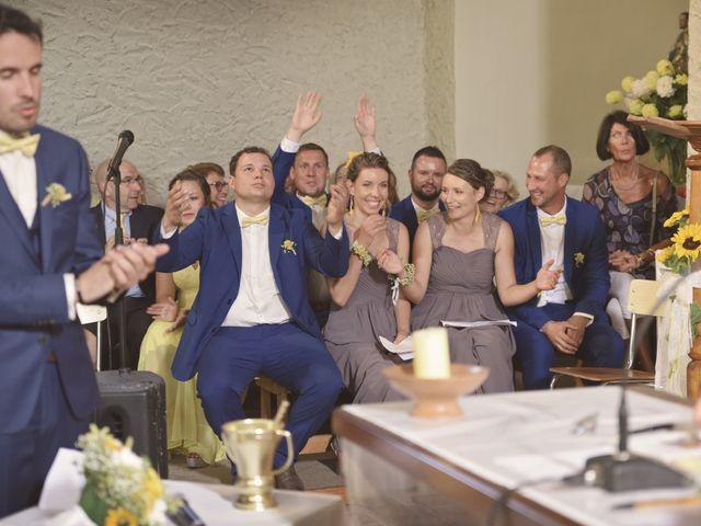 Le mariage de Laurent et Maëlle à Quintal, Haute-Savoie 44