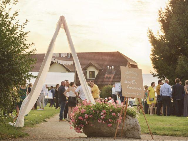 Le mariage de Laurent et Maëlle à Quintal, Haute-Savoie 51