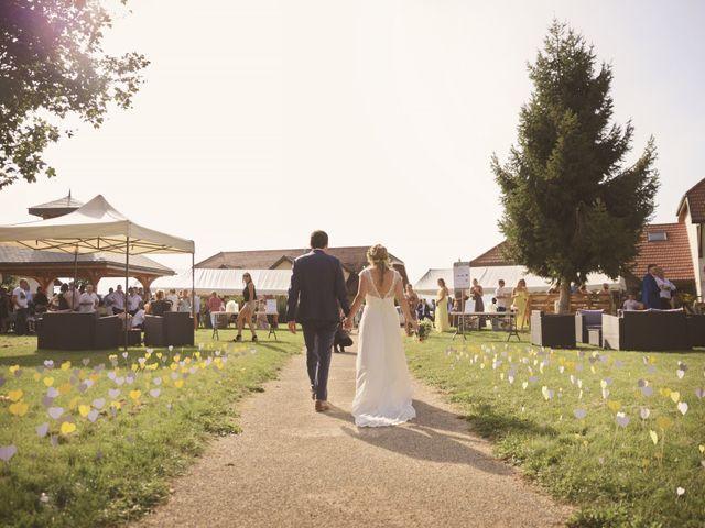 Le mariage de Laurent et Maëlle à Quintal, Haute-Savoie 52