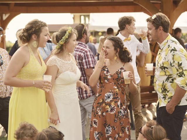 Le mariage de Laurent et Maëlle à Quintal, Haute-Savoie 62