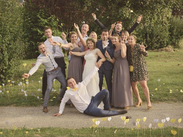Le mariage de Laurent et Maëlle à Quintal, Haute-Savoie 64