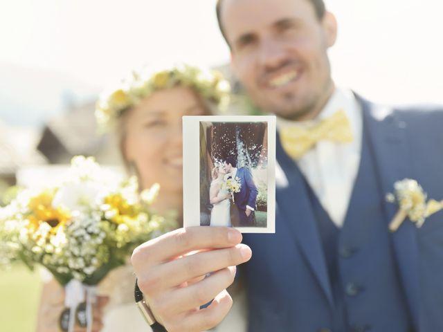 Le mariage de Laurent et Maëlle à Quintal, Haute-Savoie 2