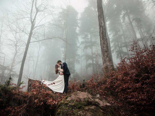 Le mariage de Thibaut et Marine à Pfaffenhoffen, Bas Rhin 2