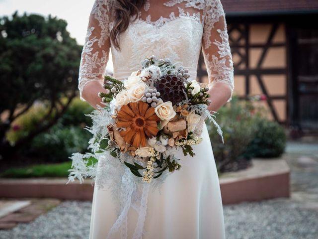 Le mariage de Thibaut et Marine à Pfaffenhoffen, Bas Rhin 12