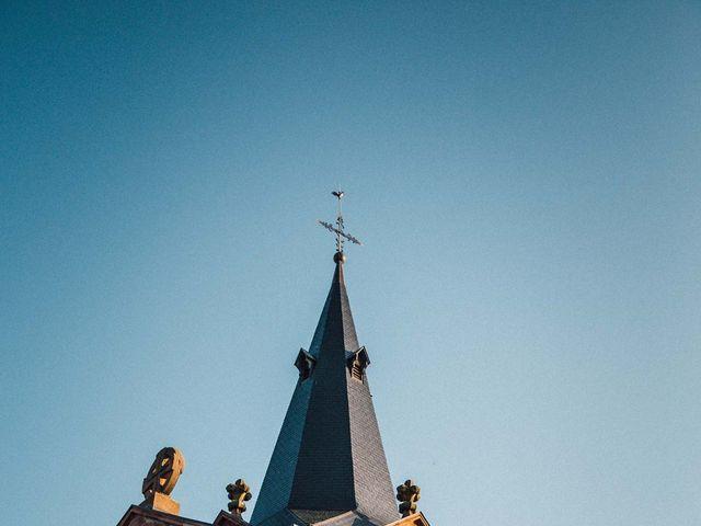 Le mariage de Thibaut et Marine à Pfaffenhoffen, Bas Rhin 14