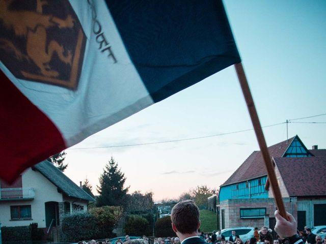 Le mariage de Thibaut et Marine à Pfaffenhoffen, Bas Rhin 20