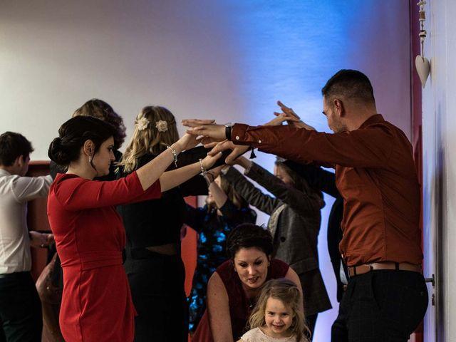 Le mariage de Thibaut et Marine à Pfaffenhoffen, Bas Rhin 28