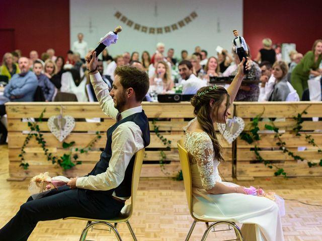 Le mariage de Thibaut et Marine à Pfaffenhoffen, Bas Rhin 34