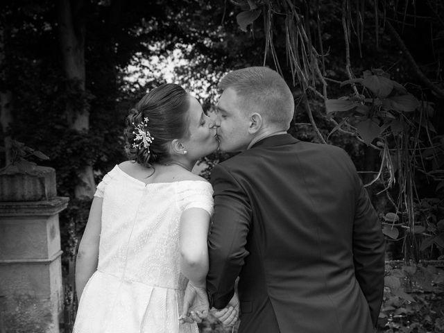 Le mariage de florent et charlotte à Fismes, Marne 1