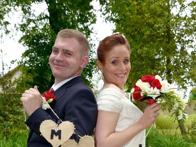 Le mariage de florent et charlotte à Fismes, Marne 2