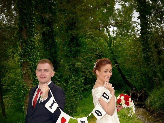 Le mariage de florent et charlotte à Fismes, Marne 3