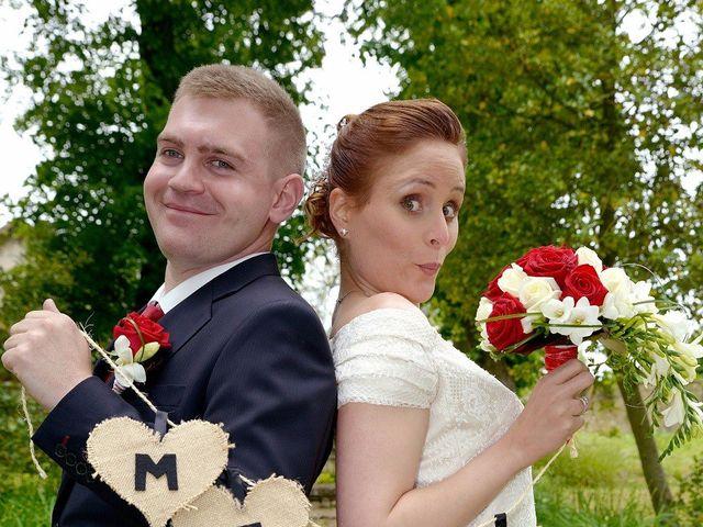 Le mariage de florent et charlotte à Fismes, Marne 4