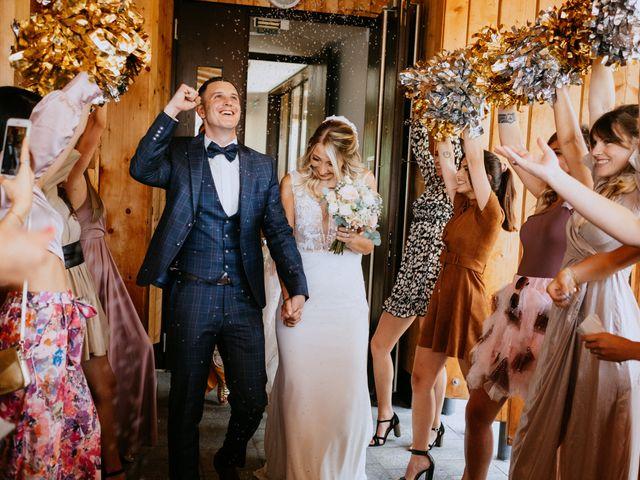 Le mariage de Paul et Alizée à Grenoble, Isère 2