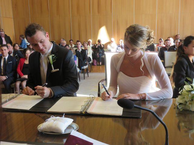 Le mariage de Jonathan et Oriane à Le Havre, Seine-Maritime 5