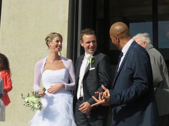 Le mariage de Jonathan et Oriane à Le Havre, Seine-Maritime 6
