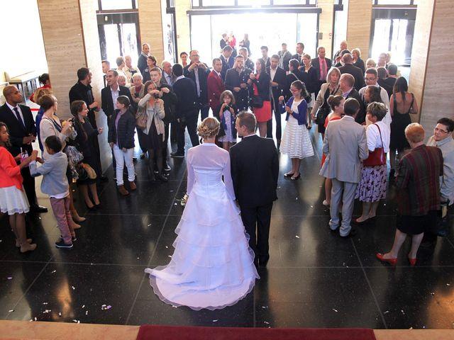 Le mariage de Jonathan et Oriane à Le Havre, Seine-Maritime 7