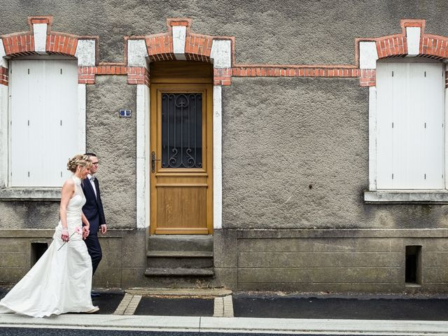 Le mariage de Vincent et Céline à Gesté, Maine et Loire 19