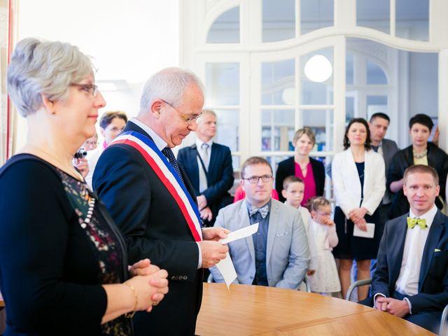 Le mariage de Vincent et Céline à Gesté, Maine et Loire 22