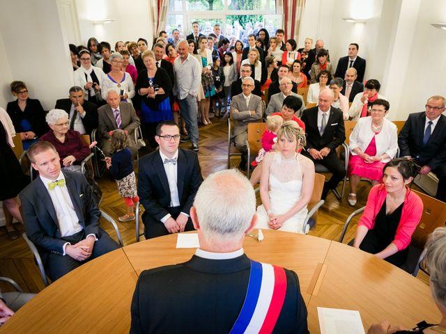 Le mariage de Vincent et Céline à Gesté, Maine et Loire 23