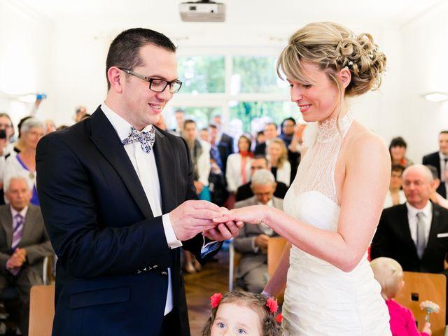 Le mariage de Vincent et Céline à Gesté, Maine et Loire 26