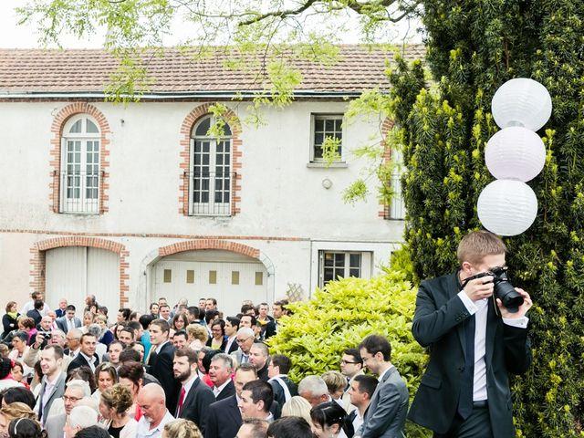 Le mariage de Vincent et Céline à Gesté, Maine et Loire 29