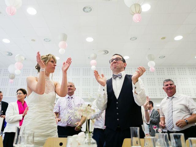 Le mariage de Vincent et Céline à Gesté, Maine et Loire 39