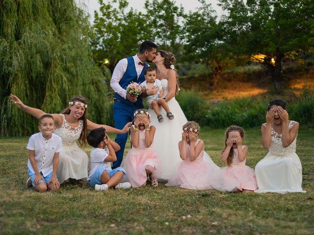 Le mariage de Matthias et Lysa à Saint-Just, Ardèche 4