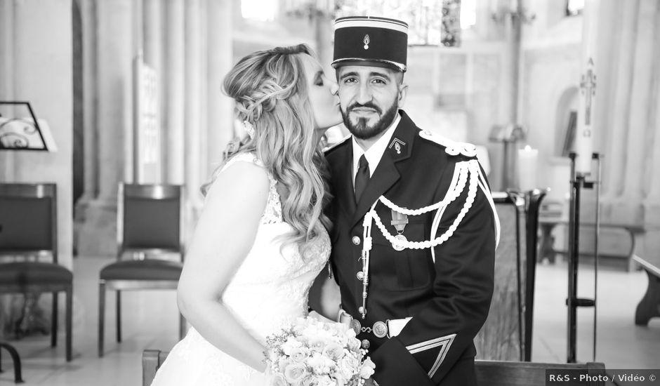 Le mariage de David et Virginie à Versailles, Yvelines