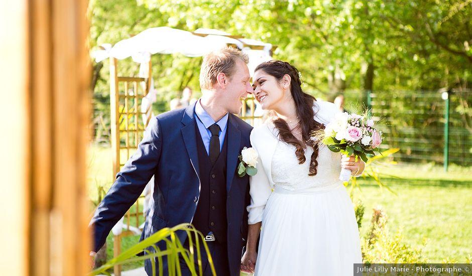 Le mariage de Eric et Carine à Esbly, Seine-et-Marne