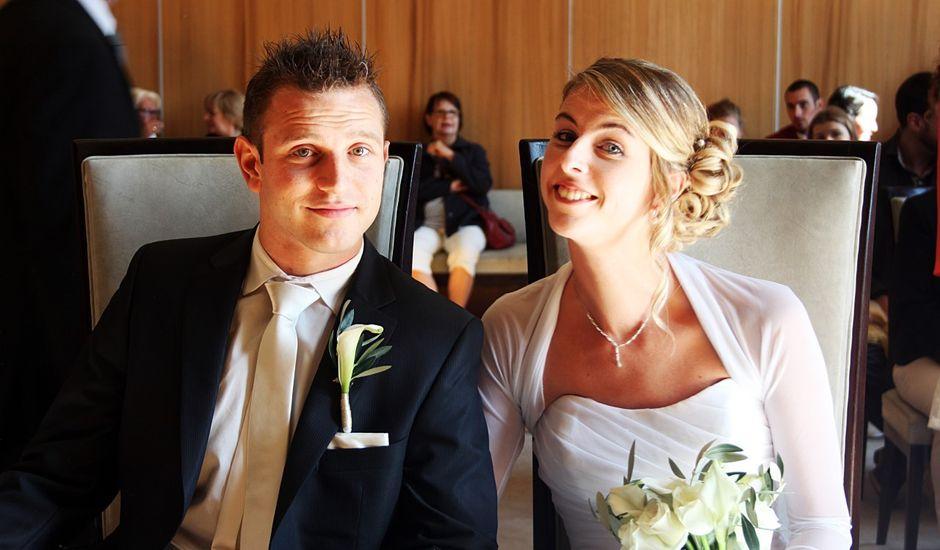 Le mariage de Jonathan et Oriane à Le Havre, Seine-Maritime