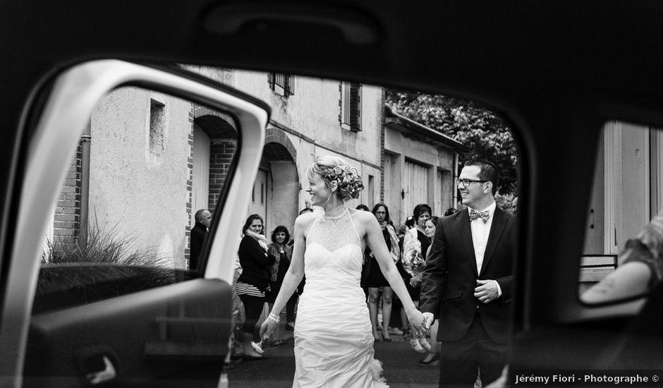 Le mariage de Vincent et Céline à Gesté, Maine et Loire