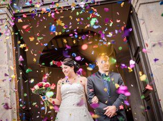 Le mariage de Mélanie et Antonino